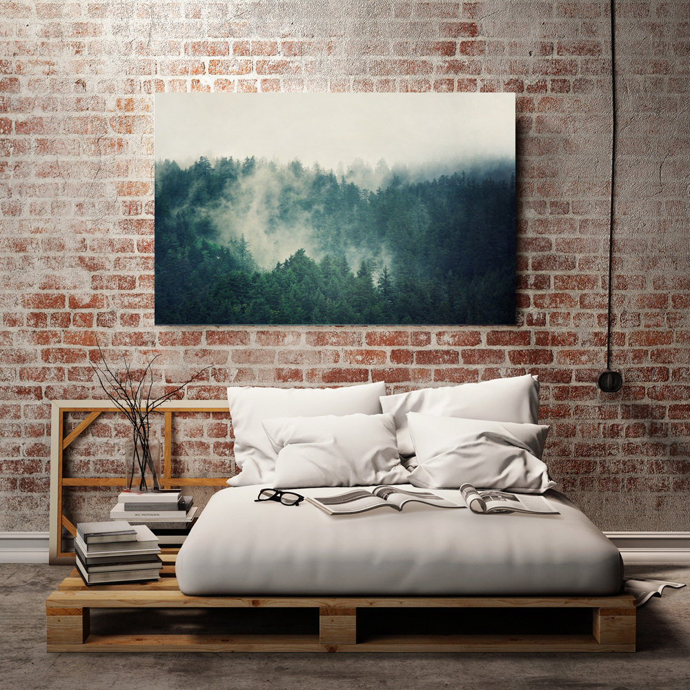 Image of: Large Wall Decor Ideas Bedroom