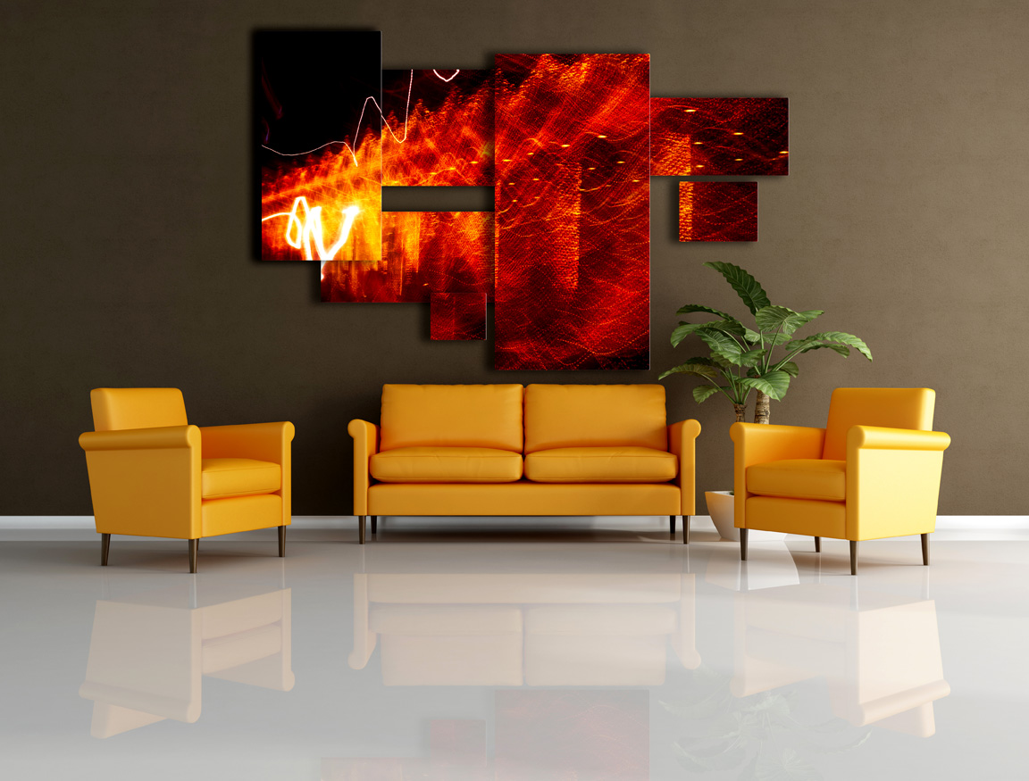 Picture of: Large Wall Decor Style
