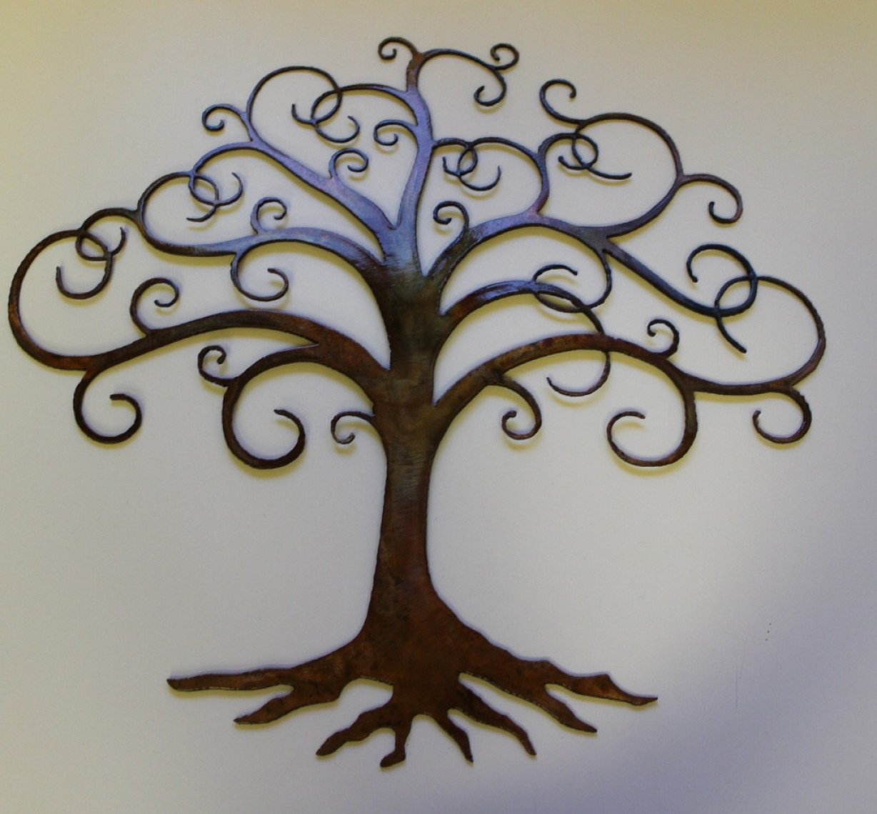 Picture of: Large Wrought Iron Wall Decor Themes