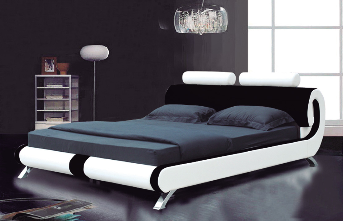 Modern King Size Bed Mattress