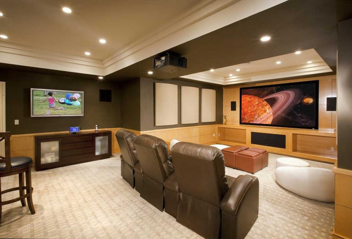 Picture of: Modern Paint Colors for Basement