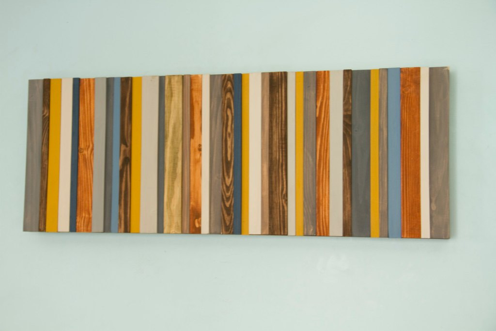 Image of: Modern Wood Wall Decor and More