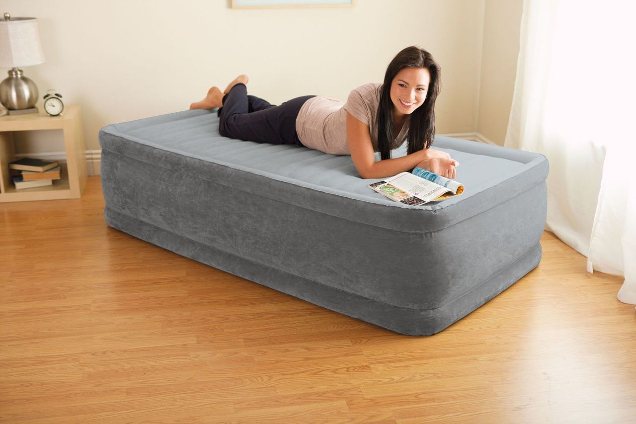 Picture of: New Twin Air Mattress