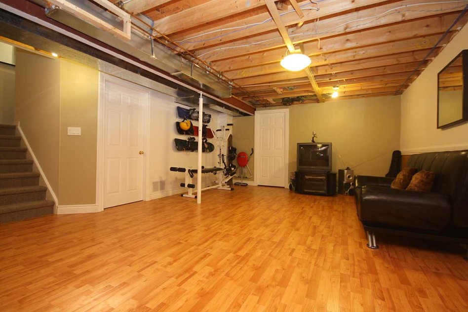 Painting Basement Walls Ideas