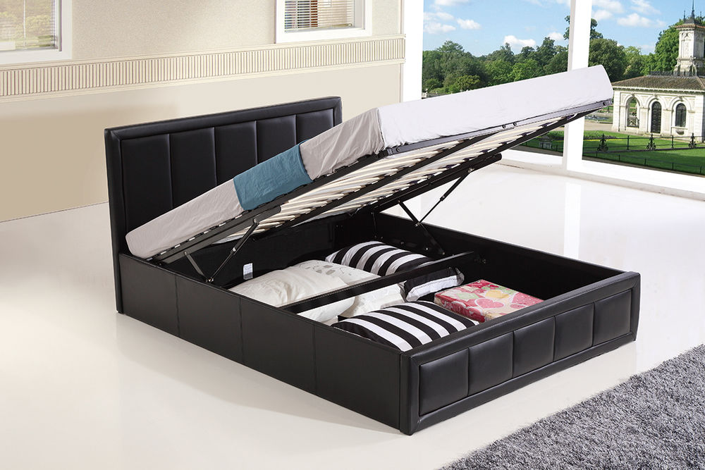 Image of: Perfect Full Size Mattress Frame