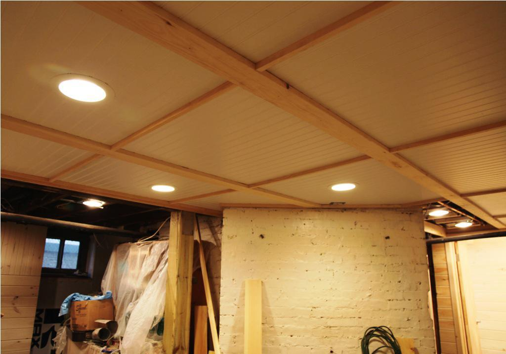 Image of: Removable Basement Wall Panels Plans