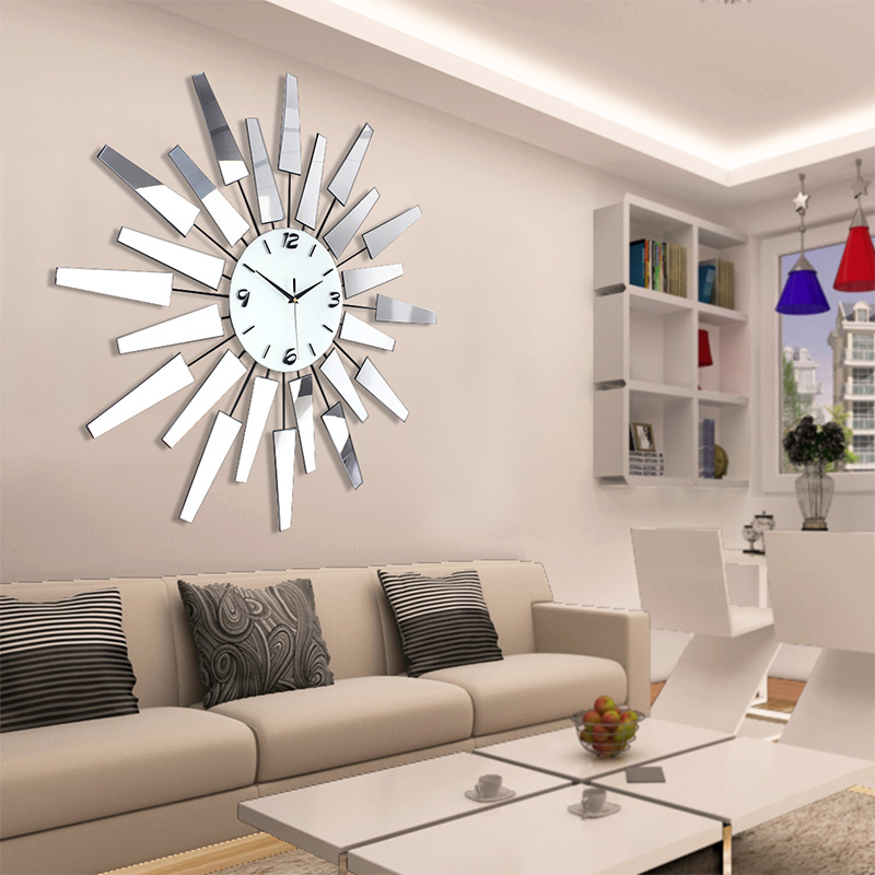 Decorating Large Decorative Wall Clocks