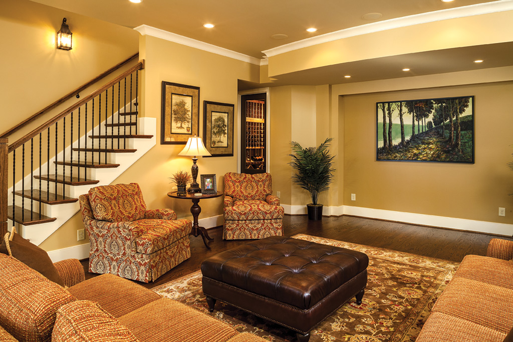Image of: Style Basement Lighting Drop Ceiling