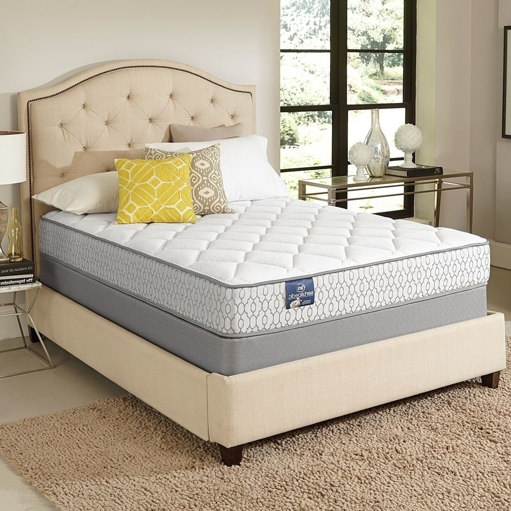 Image of: Stylish Twin Bed Mattress