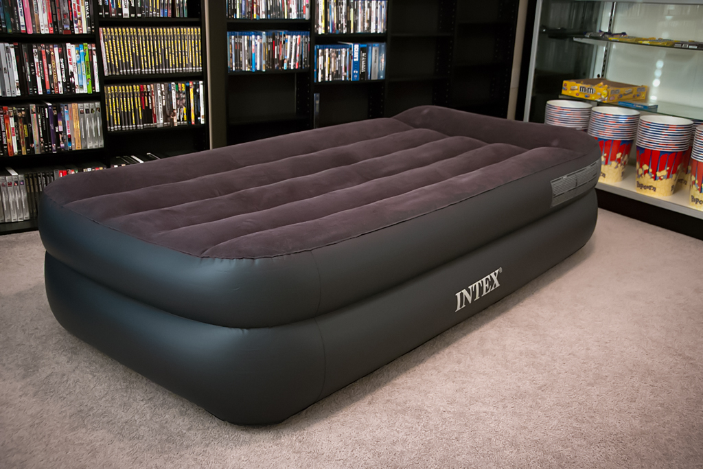 Picture of: Top Twin Air Mattress
