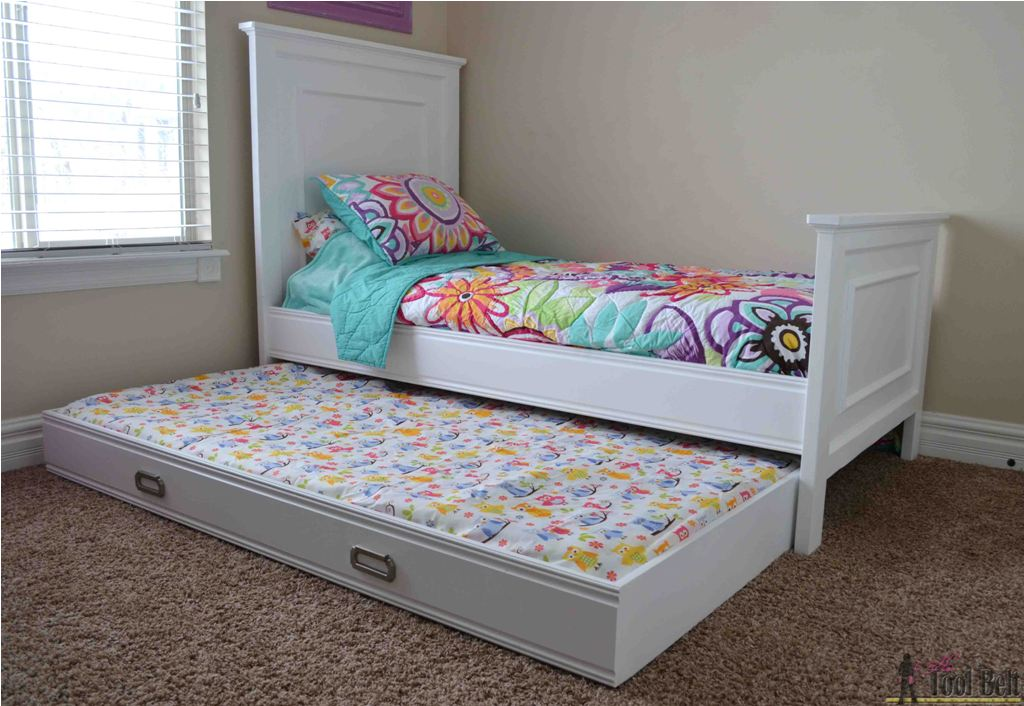 Image of: Twin Mattress and Frame