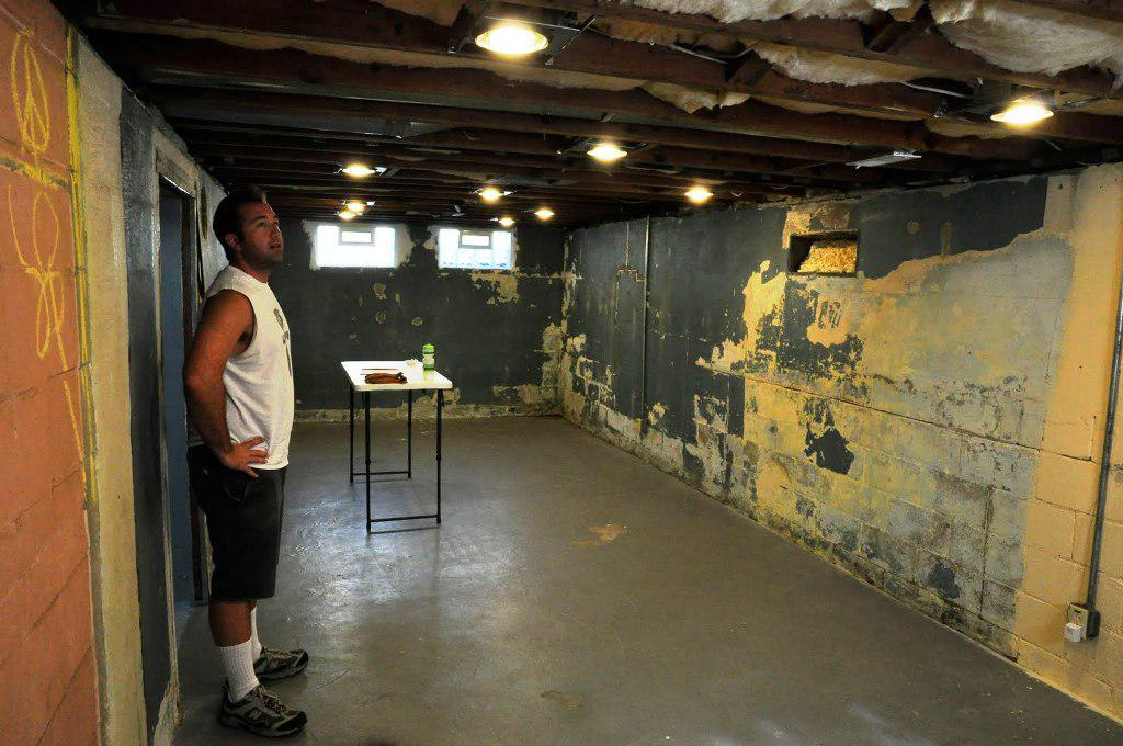 Picture of: Unfinished Basement Lighting Ideas Home Interior
