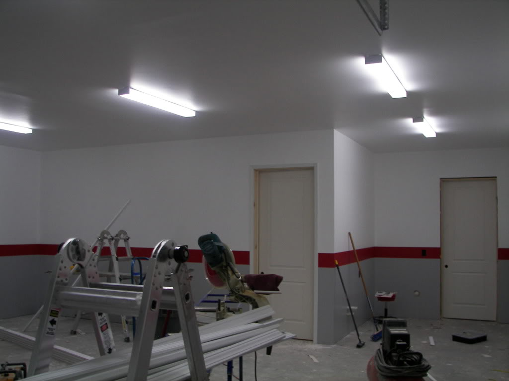Picture of: Unfinished Basement Lighting Ideas Plans