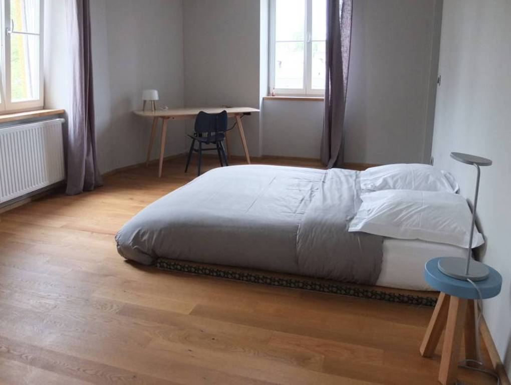 Image of: Unique Japanese Futon Mattress