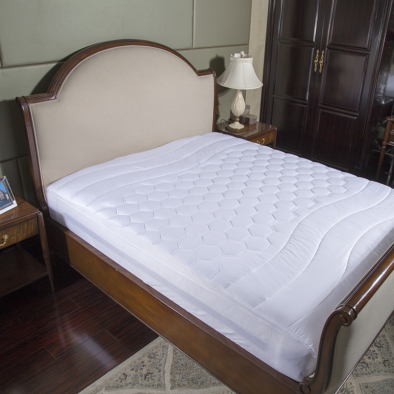 Image of: White Twin Bed Mattress